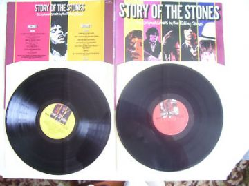Story of the Stones  Very Rare LP
